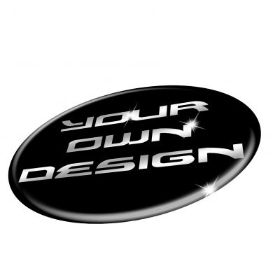Wheel badges 3d domed gel custom design badges stickers decals set of 4 custom design 3d domed gel custom design wheel badges